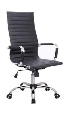 Pisarniški stol OC126, črn