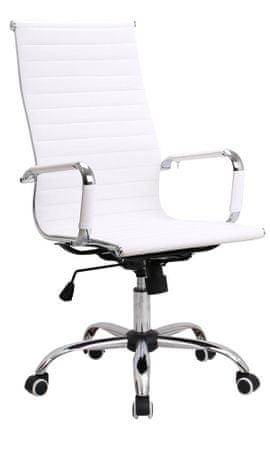 Pisarniški stol OC124, bel