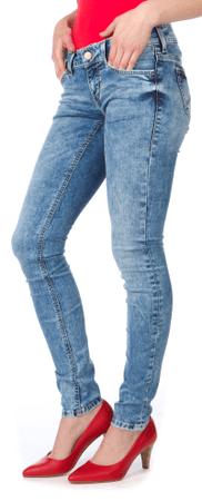 Mustang dámské kalhoty 28/34 modrá