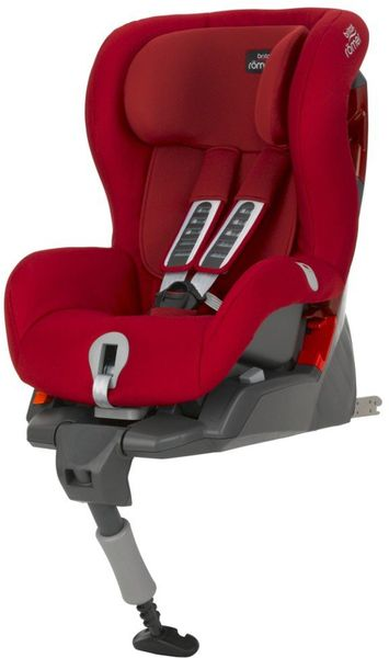 Römer SAFEFIX PLUS 2017, Flame Red