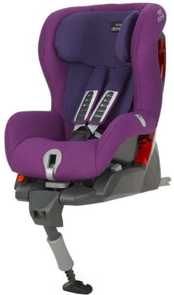 Römer SAFEFIX PLUS 2017, Mineral Purple