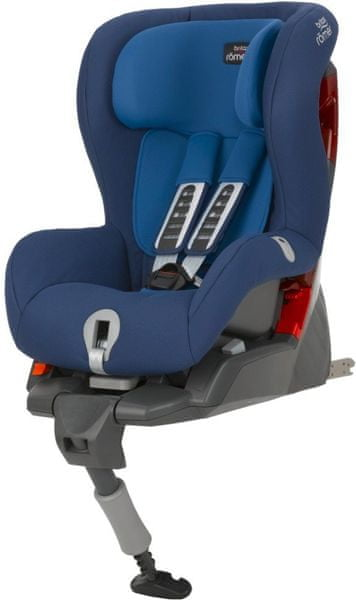Römer SAFEFIX PLUS 2017, Ocean Blue