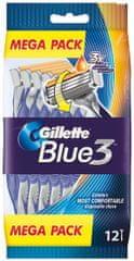 Gillette Blue3 pohotová holítka 9+3ks