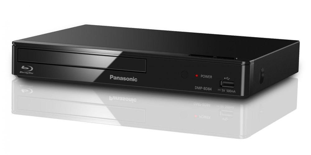 Panasonic DMP-BD84EG-K - rozbaleno