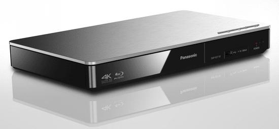 Panasonic odtwarzacz DMP-BDT181EG