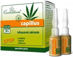 Cannaderm Capillus vlasové sérum 8x5 ml