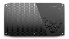 Intel nettop NUC kit i7 NUC6I7KYK z Iris Pro grafiko