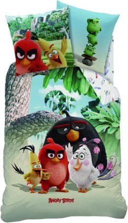 CTI posteljnina Angry Birds