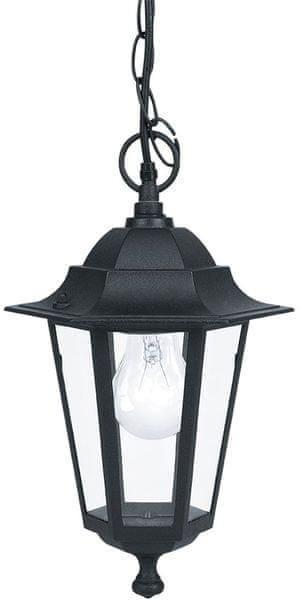 Eglo venkovní závěsné svítidlo Laterna 4 22471
