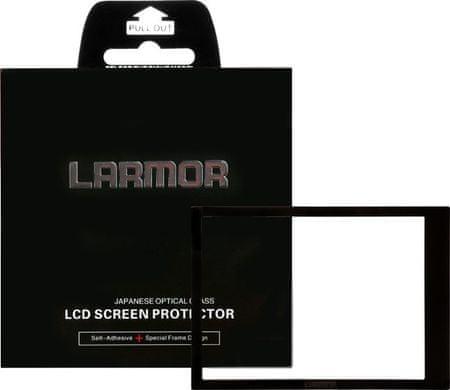 GGS Larmor Kijelzővédő Üveg, Nikon D5300 fényképezőgéphez
