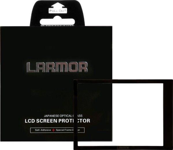 GGS Larmor ochranné sklo na displej pro Nikon D750