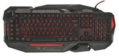 Trust klawiatura dla graczy GXT 285 Advanced Gaming Keyboard (20433)