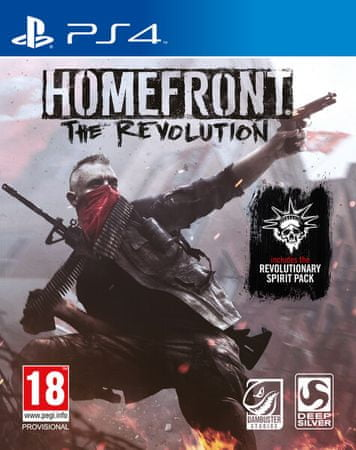Koch Media igra Homefront Revolution (PS4)