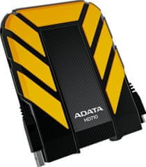 """A-Data HD710 2TB / Externí / USB 3.0 / 2,5"""" / Yellow (AHD710M-2TU3-CYL)"""