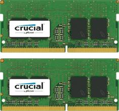 Crucial pomnilnik 16GB KIT (8GBx2) 2400 DDR4 1.2V CL17 SODIMM