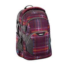 CoocaZoo Školní batoh JobJobber 2, Walk The Line Purple