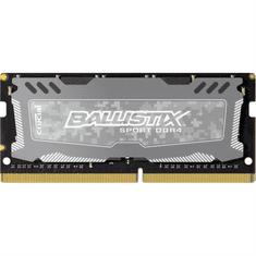 Crucial RAM Ballistix Sport 4GB 2400 DDR4 1.2V CL16 SODIMM
