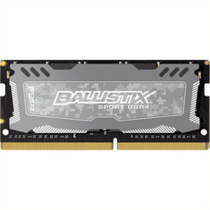 Crucial pomnilnik Ballistix Sport LT 4GB 2400 DDR4 1.2V CL16 SODIMM