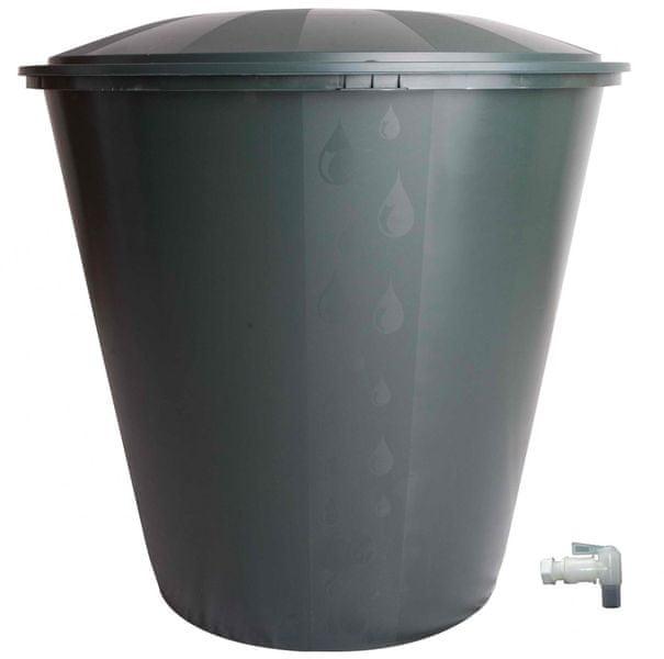 J.A.D. TOOLS nádrž na vodu ECOTANK 300 l s víkem+ventilem