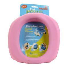 Baby&Travel Wielorazowy wkład silikonowy do nocnika Potette Plus