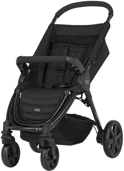 Britax B-Agile 4 plus 2018 Black