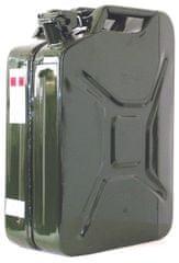 J.A.D. TOOLS kanister kovový 10 l