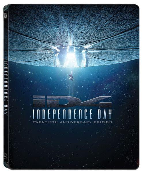 Den nezávislosti (edice k 20. výročí - 2 BD disky) - Blu-ray