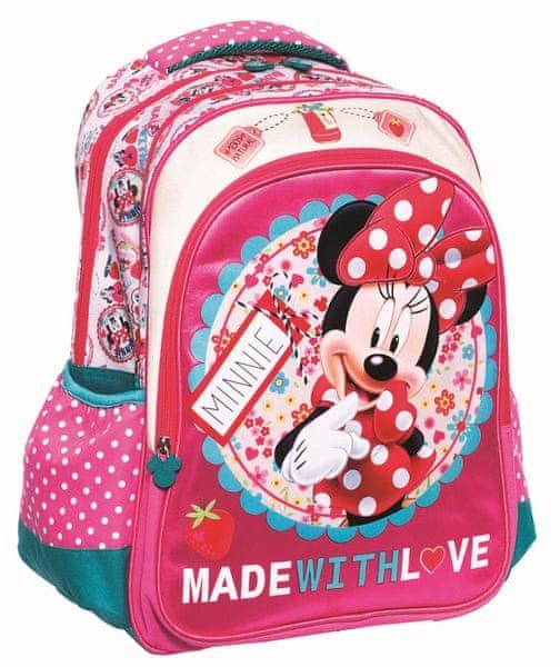 GIM Disney batoh oválný - Minnie
