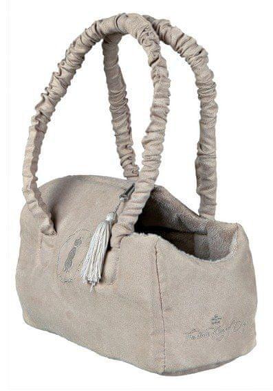 Trixie Přepravní taška King of Dogs 25x12x17cm