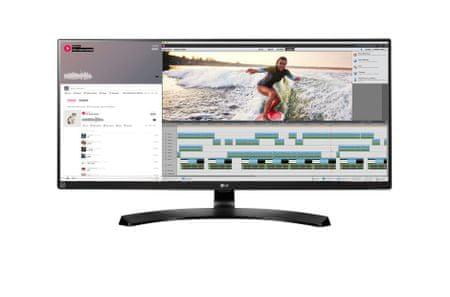 LG LED monitor 34UM88