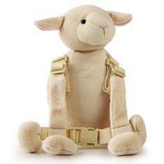Baby&Travel Plecak ze smyczą Bezpieczny Przyjaciel Owieczka