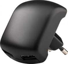 Goobay USB dvojni polnilec 2,1A