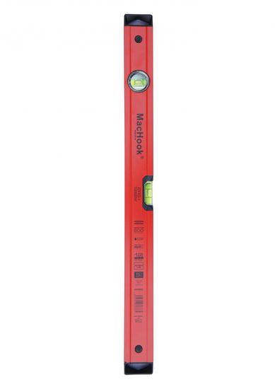 J.A.D. TOOLS vodováha MacHook PRO 60 cm, 2 libely, řada PROFI S600
