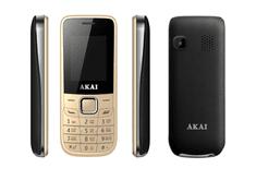 Akai PHA-1880 Mobiltelefon, Arany