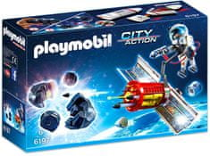 Playmobil meteor destroyer 6197