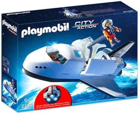 Playmobil raketoplan 6196