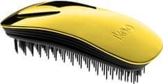 Ikoo Home Metallic Kartáč na vlasy Gold/black