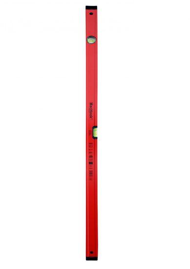 J.A.D. TOOLS vodováha MacHook PRO 120 cm, 2 libely, řada PROFI S600