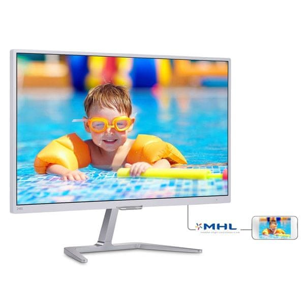"Philips 246E7QDSW - LED monitor 24"" (246E7QDSW/00)"