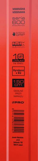 J.A.D. TOOLS vodováha MacHook PRO 150 cm, 2 libely, řada PROFI S600