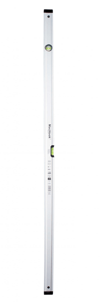 J.A.D. TOOLS vodováha MacHook PRO 150 cm, 2 libely, anodizovaný povrch, řada PROFI S600
