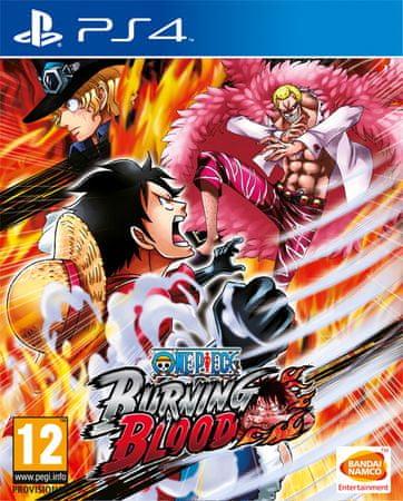 Namco Bandai Games igra One Piece Burning Blood (PS4)