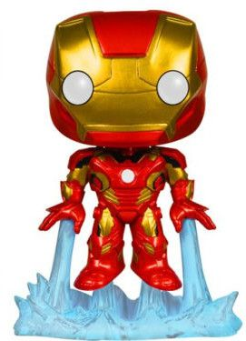 ADC Blackfire Funko POP Marvel: Avengers 2 - Iron Man