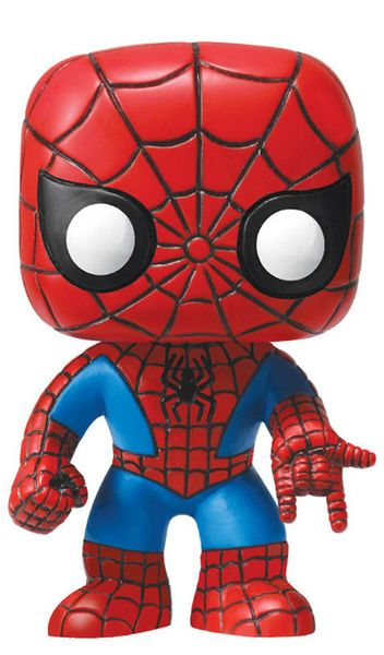 ADC Blackfire Funko POP Marvel : Spiderman