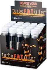 Wellness Food Turbo Fat Killer 20x 25 ml