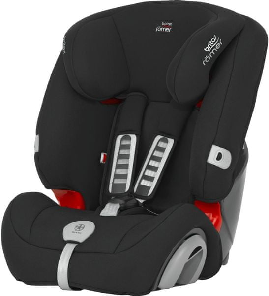 Britax EVOLVA 123 PLUS 2017, Cosmos Black