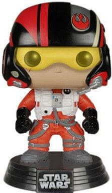 ADC Blackfire Funko POP Star Wars: EP7 - Poe Dameron