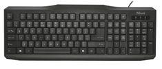 Trust klawiatura ClassicLine Keyboard (20517)