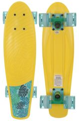 "Kryptonics longboard Torpedo 22.5"" Pastel yellow"