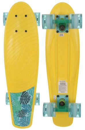"Kryptonics longboard Torpedo 22.5"" Pastel yellow"